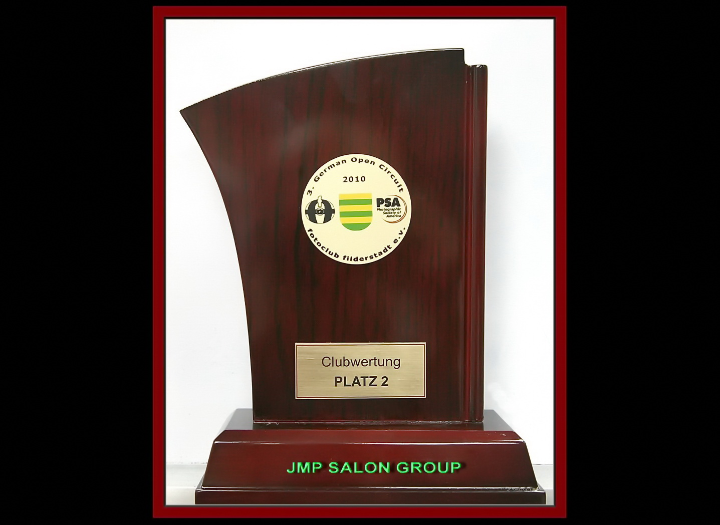 JMP Salon Group (2nd place) German Circuit